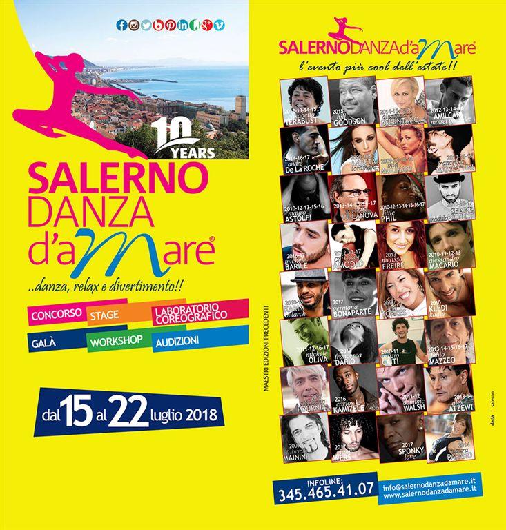 Salerno Danza d'Amare